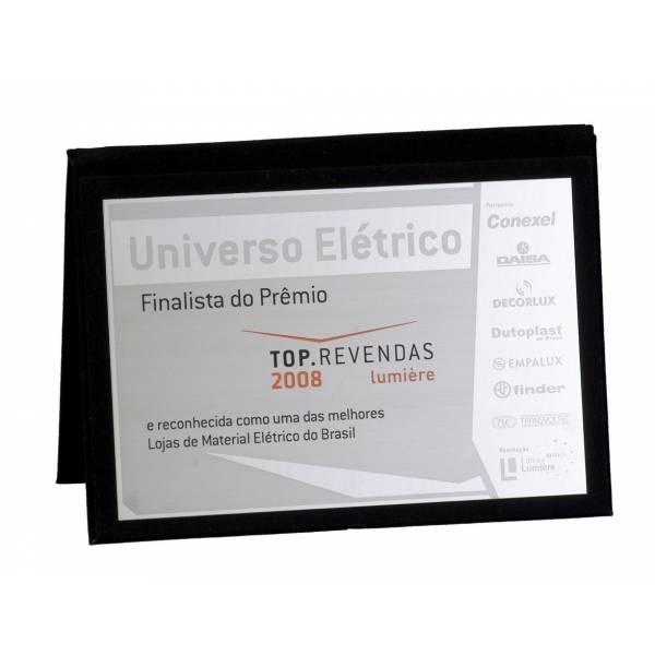 Comprar Placas de Homenagem  Personalizadas na Vila Regente Feijó - Placa de Homenagem com Estojo