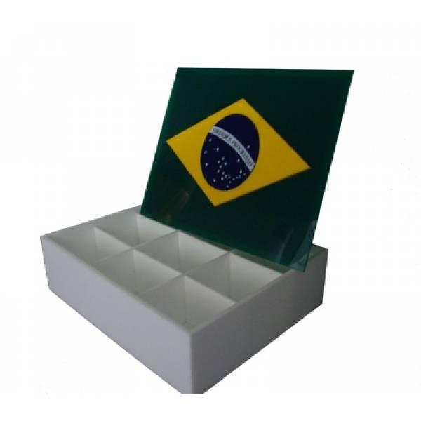 Gravação em Impressora UV para Placas no Jardim Trussardi - Gravação em Impressora UV