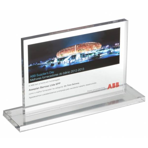 Impressão em UV para Placa na Vila Anglo Brasileira - Personalizar com Impressão UV