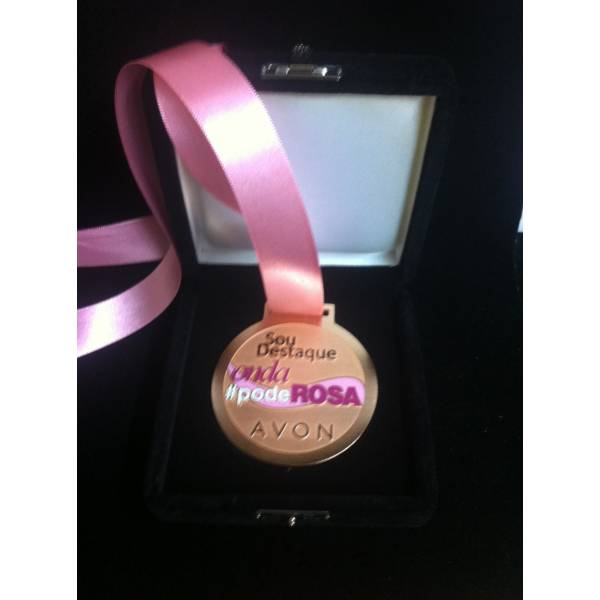 Medalhas Personalizadas e Placas de Homenagem Preços no Jardim Clara Regina - Confecção de Medalhas
