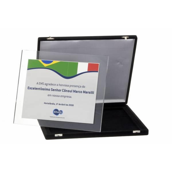 Placas de Acrílico para Identificação em Ferreira - Placas de Acrílico para Identificação
