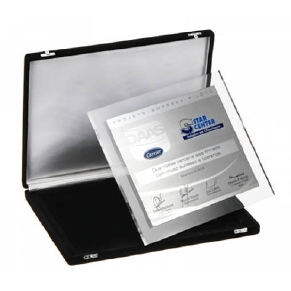 Placas e Porta Recado com Gravação Digital Preços no Parque Continental - Porta Recado com Gravação Digital