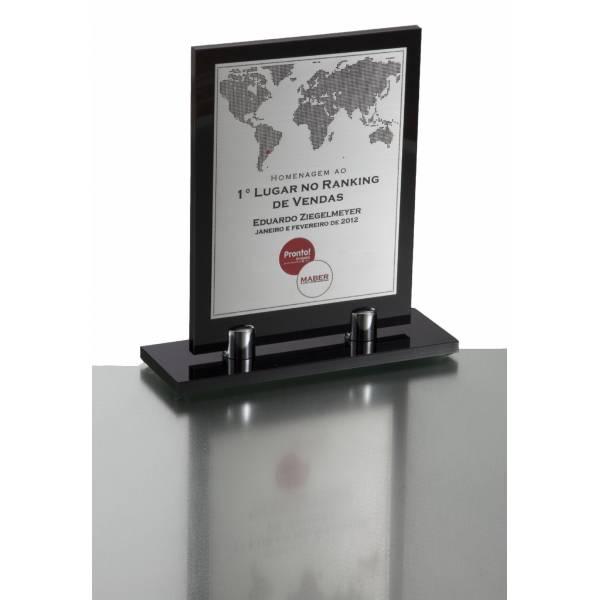 Preço de Placa para Homenagem no Jardim Eledy - Placas de Inauguração em Aço Inox