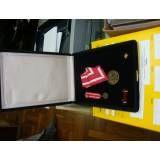 Confecção medalha personalizada quanto custa na Vila União