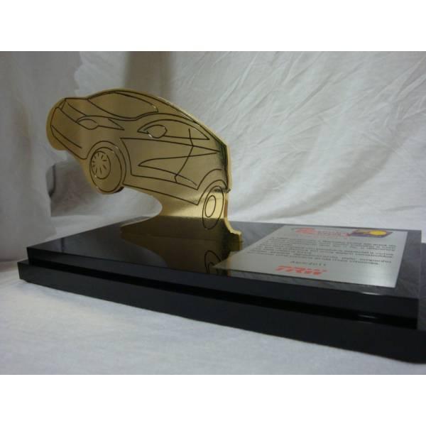 Troféu de Acrílico no Jardim Monte Alegre - Cortes a Laser