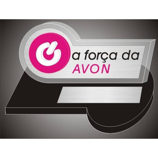 Troféu em Acrílico no Jardim São Bernardo - Troféu Personalizado